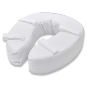 Ability Store Padded Raised Toilet seat