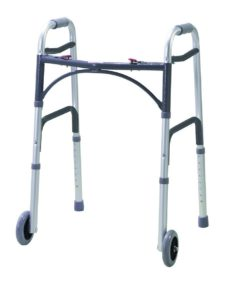 Drive De Vilbiss Healthcare Folding Lightweight Walking Frame