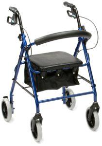 Drive DeVilbiss Healthcare R8 Aluminium Rollator