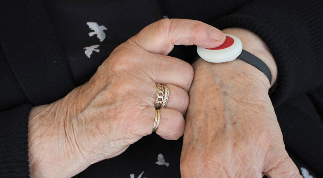 Personal Alarms for the Elderly