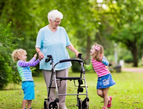 Ways to Prevent Falls in Elderly