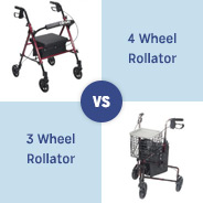 Which is the best rollator for you