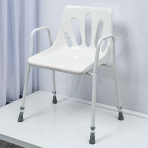 NRS Healthcare Height Adjustable Stackable Chair