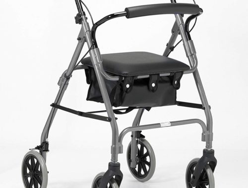 Days 106 Lightweight Four Wheel Rollator