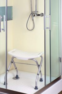 Aging Care bathtub & shower stool