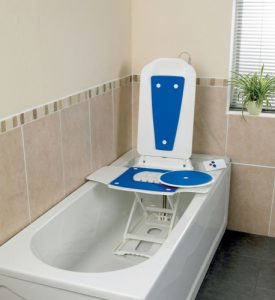 Bathmaster Deltis Reclining Bath Lift