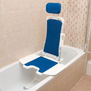 Bellavita Lightweight Reclining Bath Lift