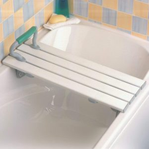 Homecraft Savanah Slatted Bath Bench