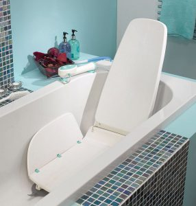 NRS Healthcare Aquila Bath Lift Chair