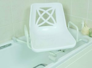 NRS Healthcare Swivel Bath Seat