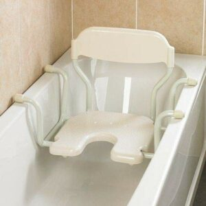 Patterson Medical White Line Suspended Bath Seat