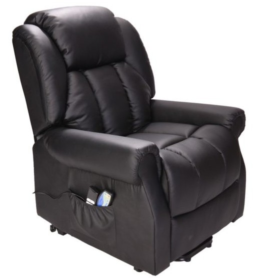 Hainworth Dual Motor Riser Recliner Chair