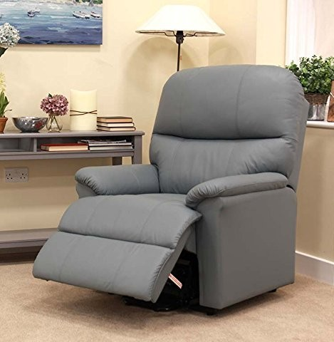 Portland Dual Motor Leather Riser Recliner