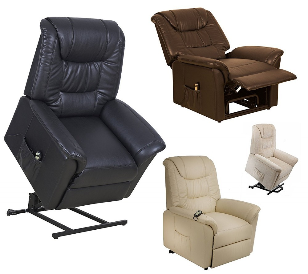 riva dual motor electric riser recliner chair