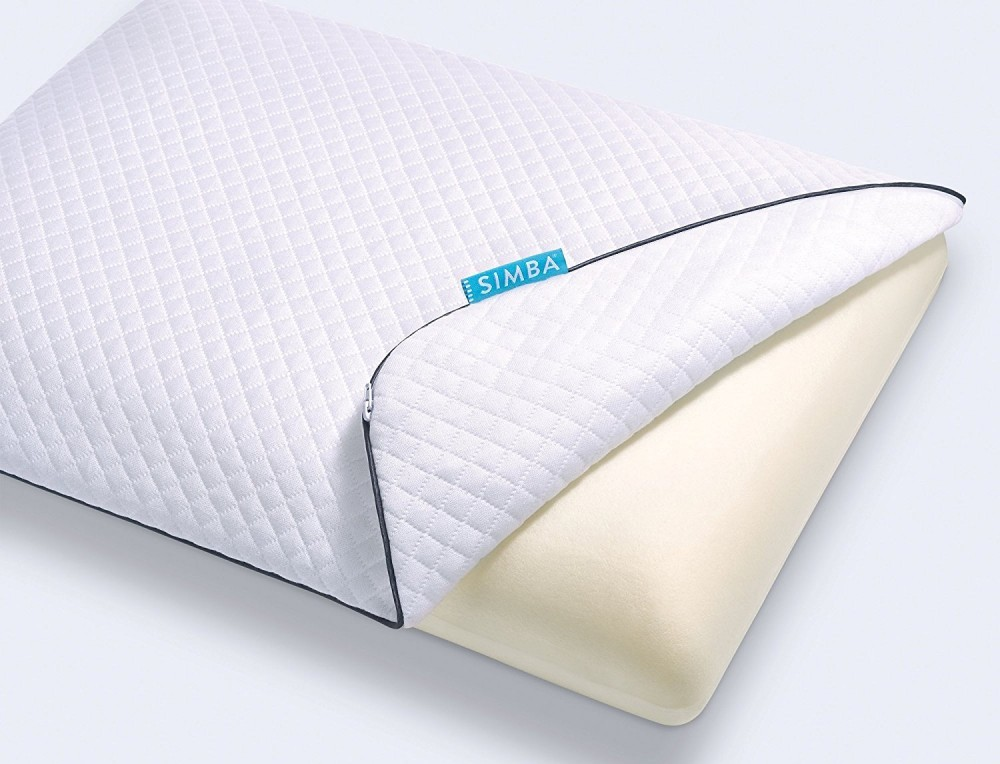 Simba Luxury Memory Foam Pillow