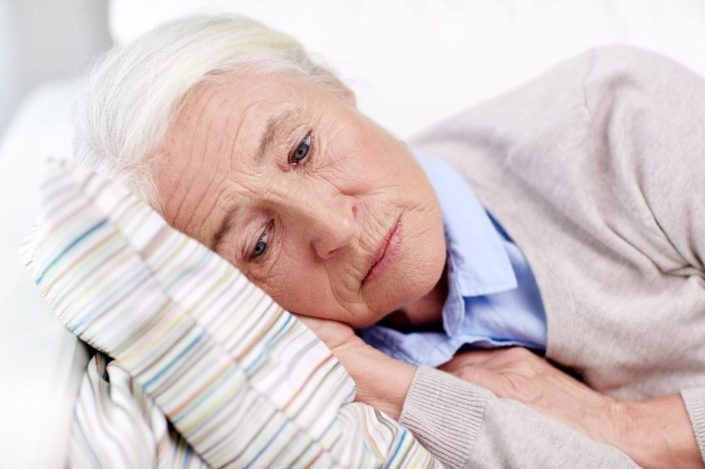 Sleep tips for the elderly