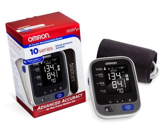 Omron BP785N 10 Series Advanced-Accuracy Upper Arm Blood Pressure Monitor