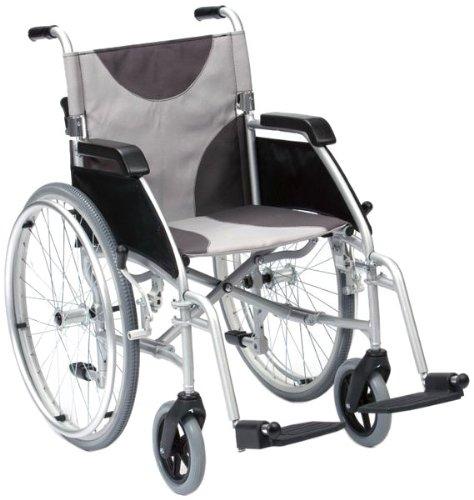 Drive Medical Ultra Lightweight Aluminium Self Propel Wheelchair