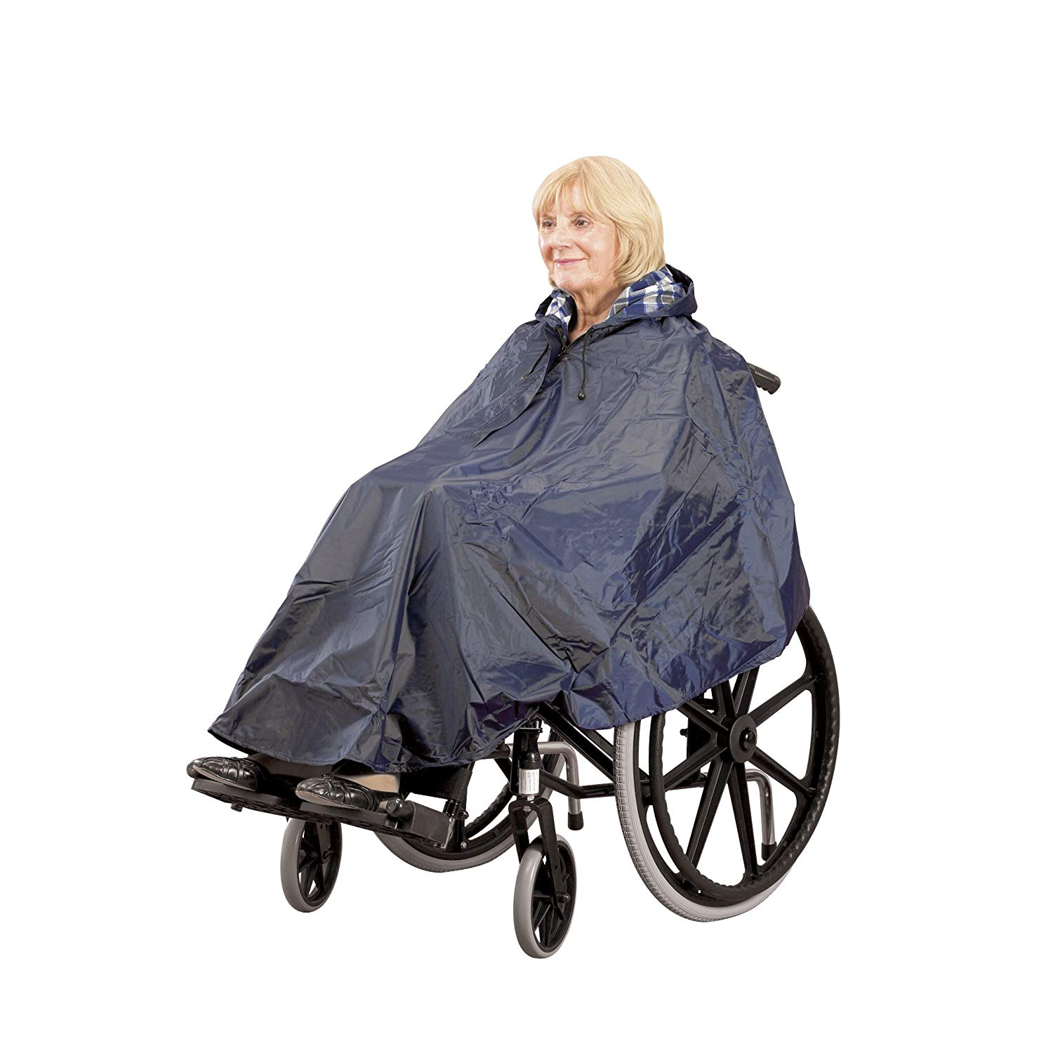 Homecraft Wheelchair Lined Poncho