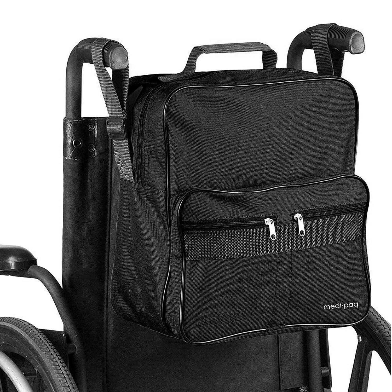 Medipaq Deluxe Wheelchair Bag