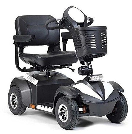 Drive Envoy 4 Wheeled Heavy Duty Long Range Mobility Scooter