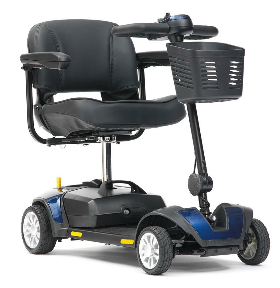 Livewell Jaunt Portable Travel Mobility Scooter