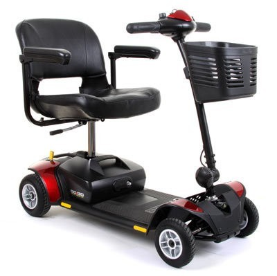 Pride Go Go Traveller 4 Mobility Scooter