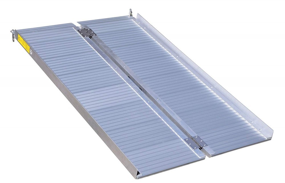 Aidapt VA142C Light aluminium wheelchair ramp 91 cm