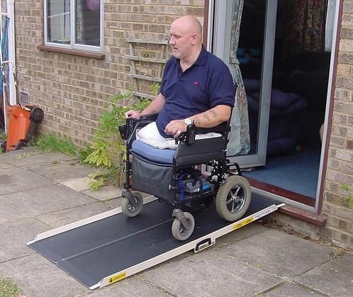 Benefits of Wheelchair Ramps