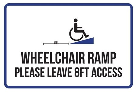 Wheelchair ramp safety and maintenance tips