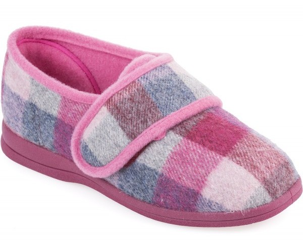 Cosyfeet Holly Extra Roomy Women's Slippers