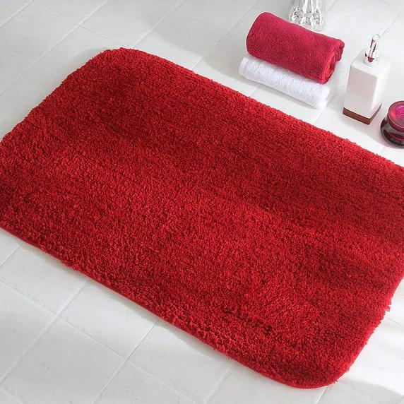 DADA Bath Mat Bathroom Rug Non-slip Absorbent Luxury Soft Fluffy Microfibe