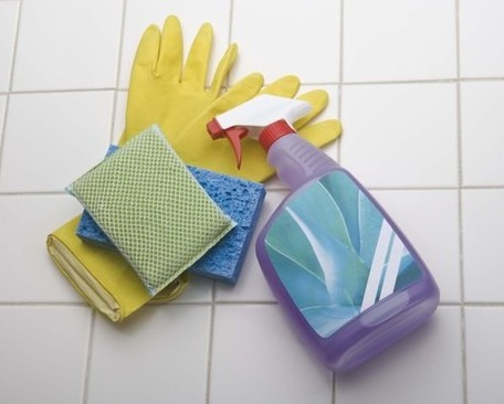 Ways to keeping your bath and shower mat clean