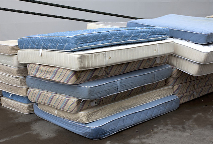 Is your old mattress causing you morning back pain ?