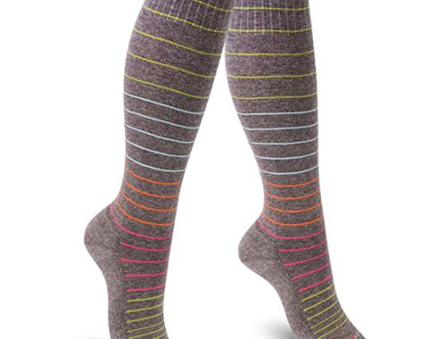 Best cotton compression support socks for women