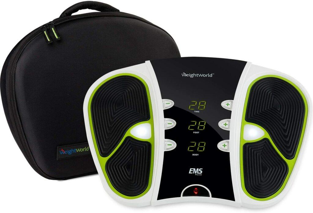 WeightWorld Circulator Multifunctional Foot and Leg Massager